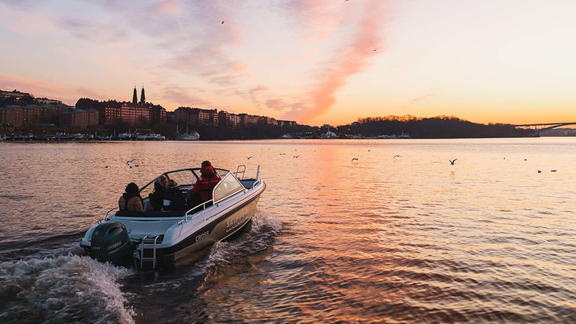 cityboat-evening