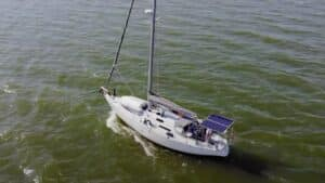 Electric sailing