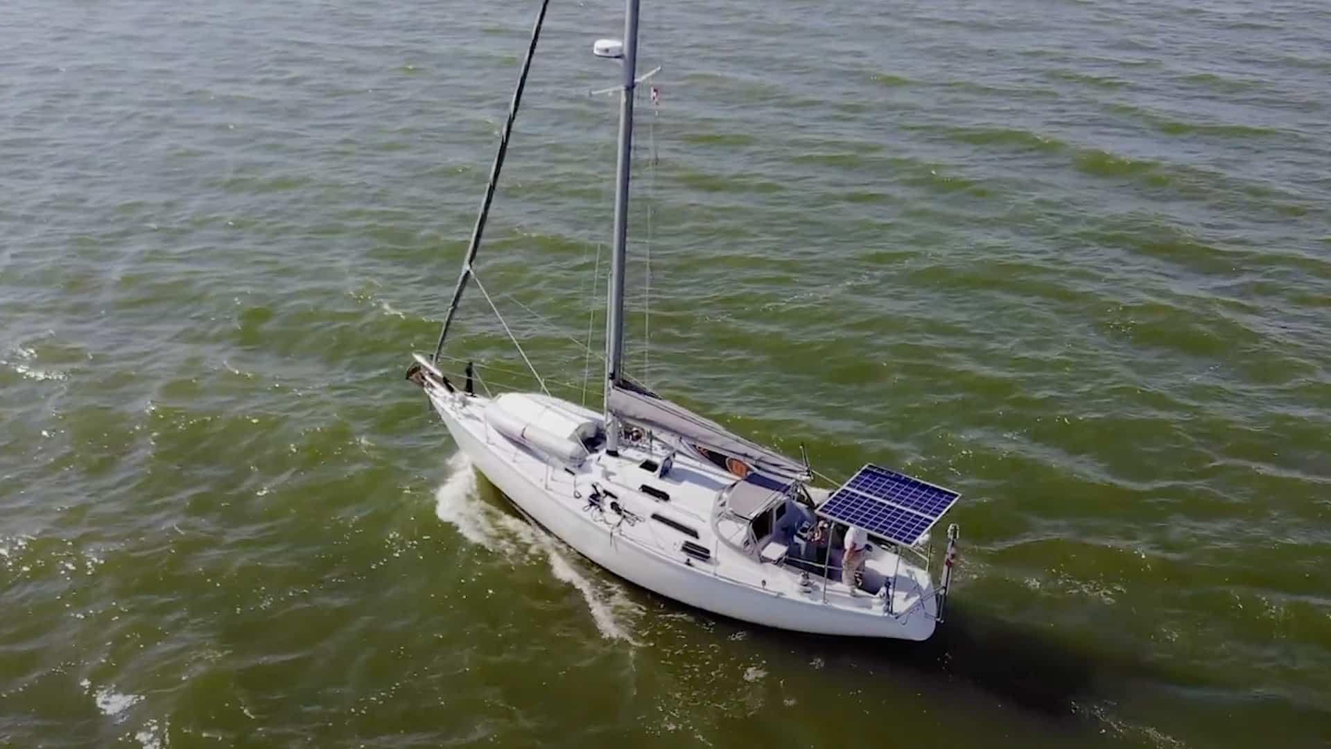 Electric sailing