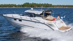 Aquador 28 HT – funktion, elegans och fräcka finesser!