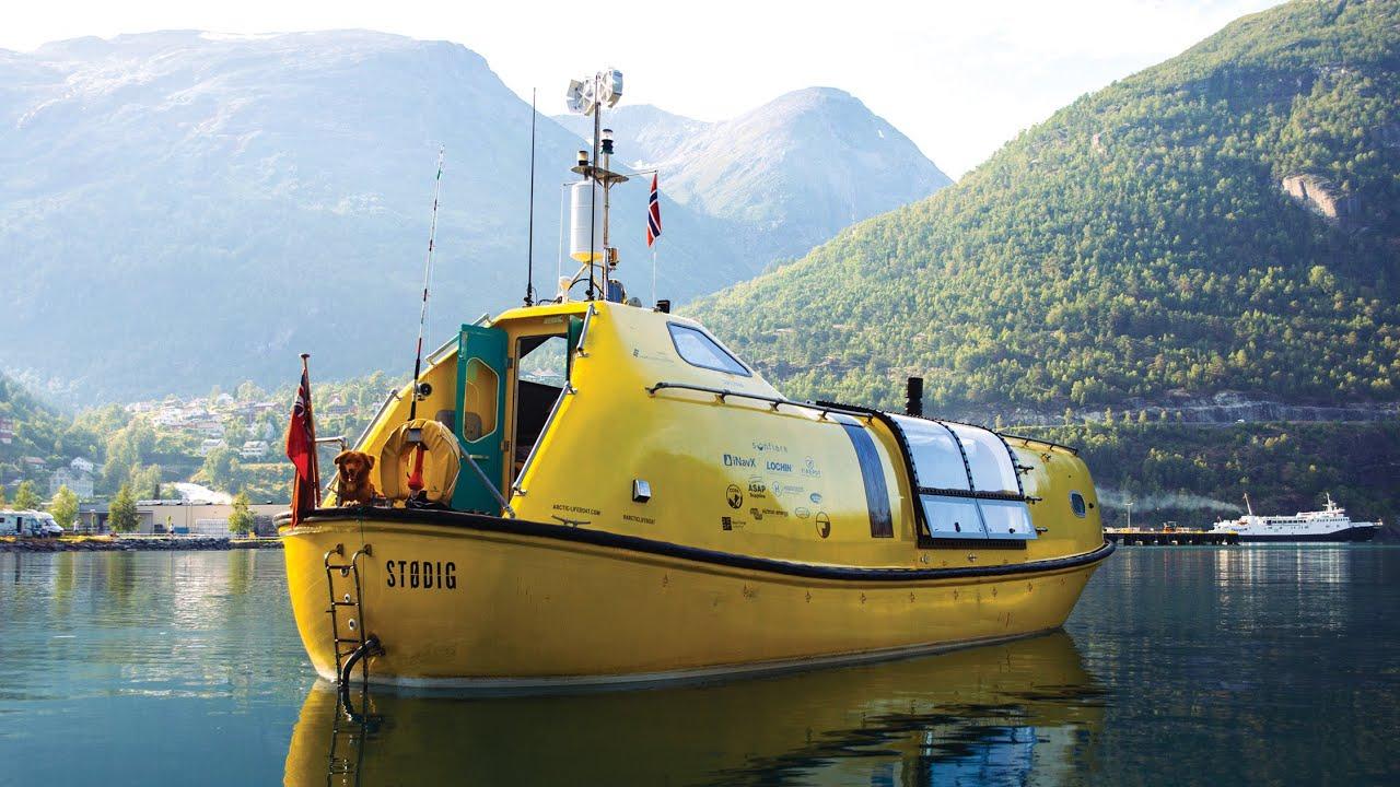 Lifeboat solar