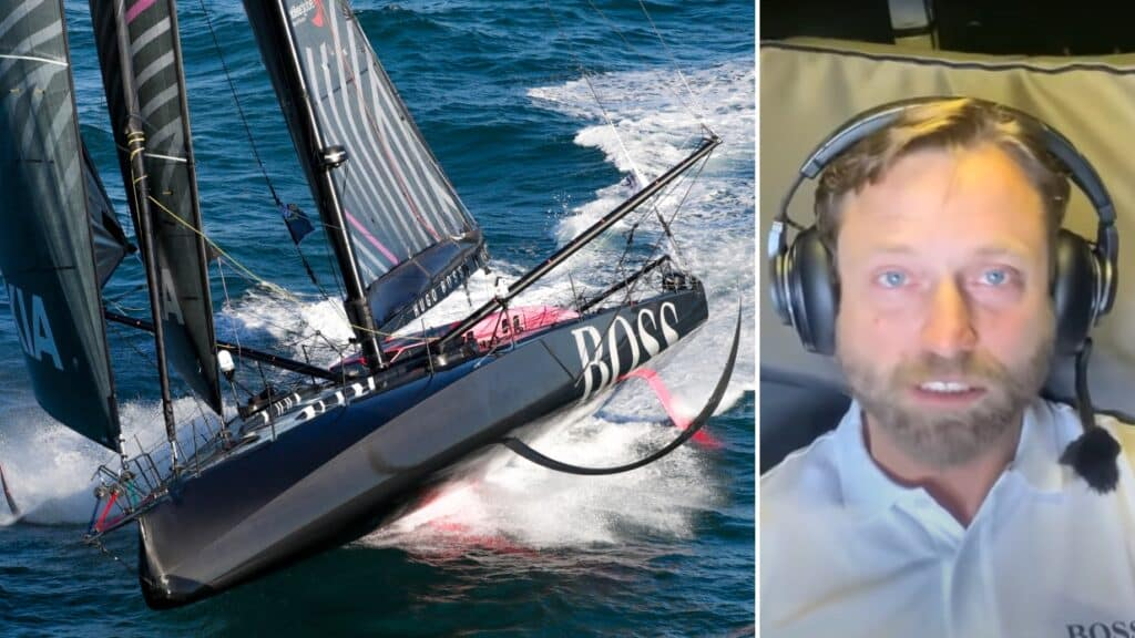 Hugo Boss cancel racing Vendee Globe
