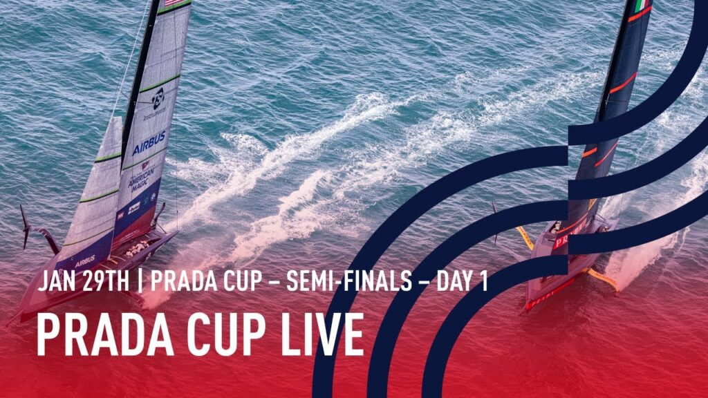 Americas Cup semifinal 1 and 2