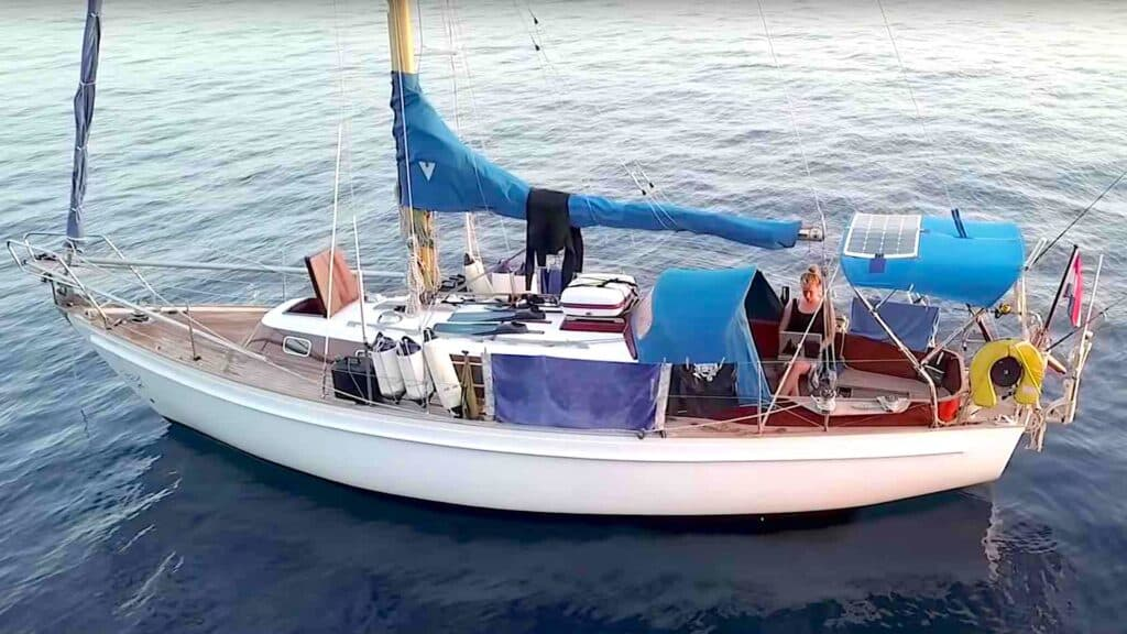 Vindö 28 Sailing Magic Carpet