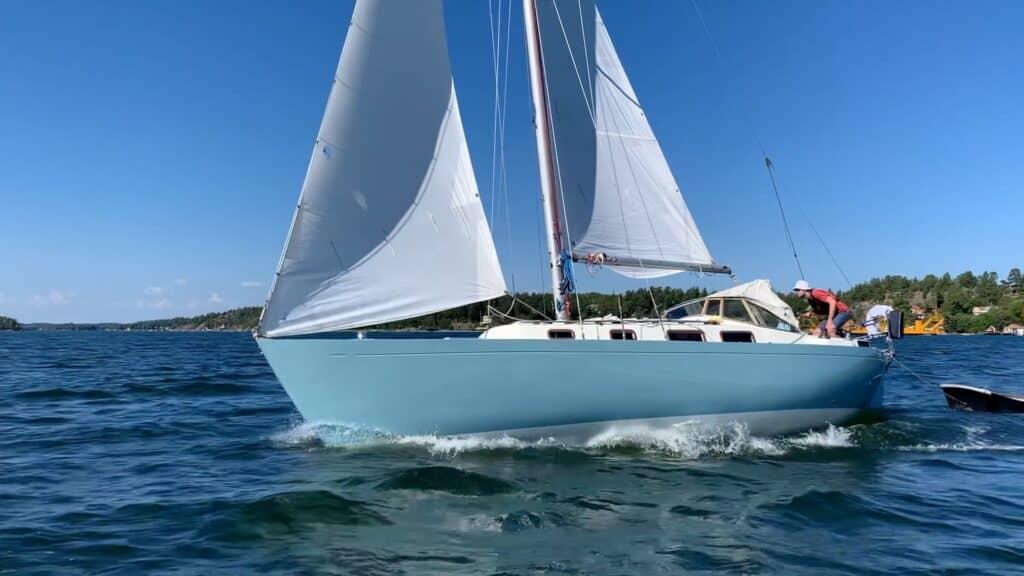 sailing idun