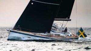 Hallberg-Rassy 50 Yacht Sail