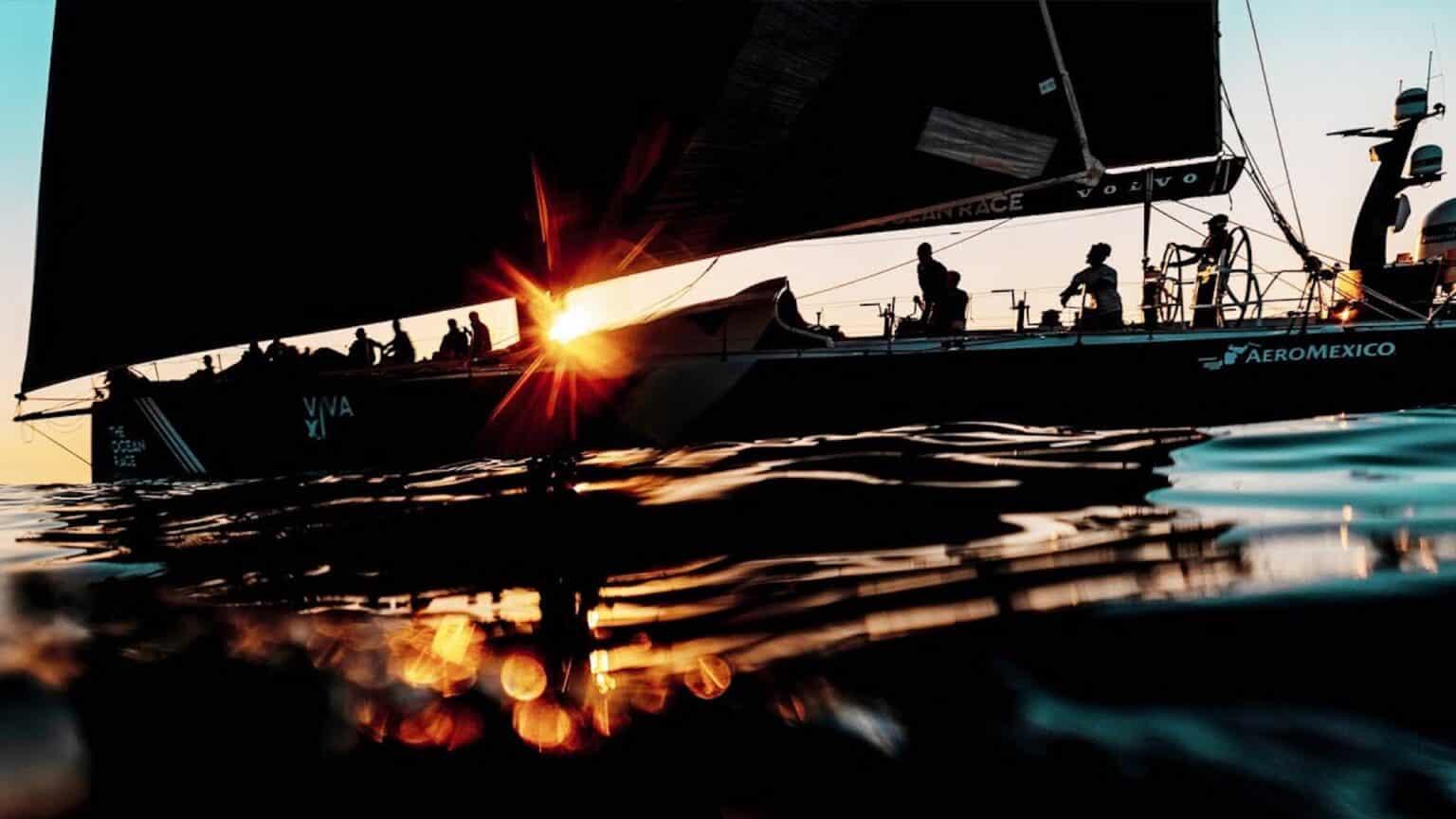 Ocean Race leg 2