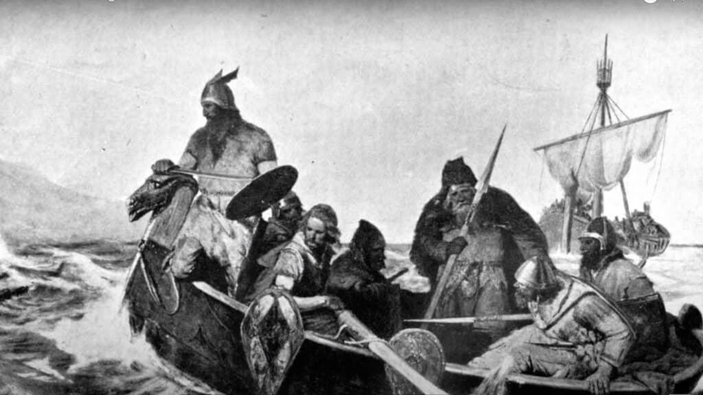 VikingIngang