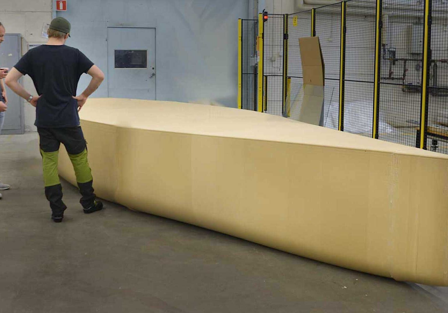 3D printed sailboat Inshore 24