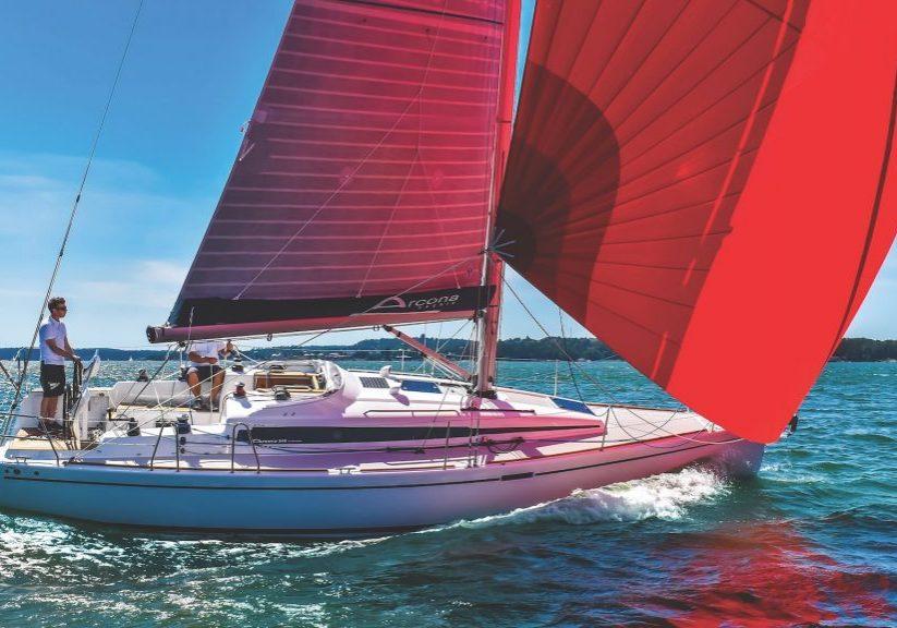 Arcona 345 – en ren balansuppvisning!