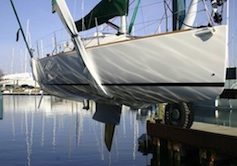 Fällköl är framtiden skriver Jimmy Hellberg på hamnen.se-bloggen Båtfeber