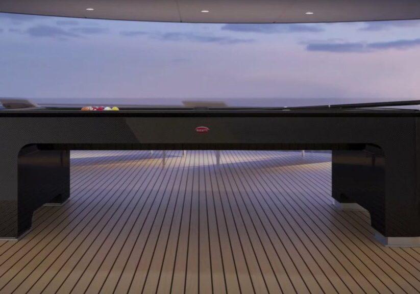Bugatti biljardbord