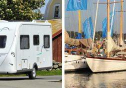 Erlings Krönika: Om gynnade och missgynnade - båt - husvagn