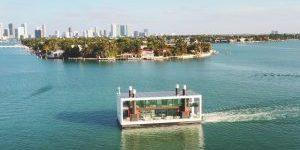 Floating Mansion Arkup