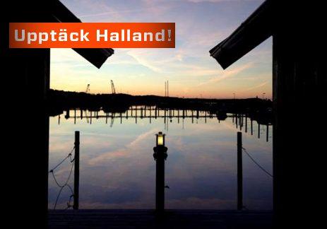 Bua fiskeläge - gästhamn i närheten av Varberg Halland