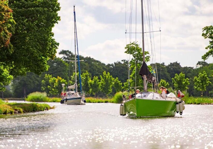 Gota kanal sailing