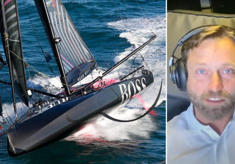 Hugo Boss cancel racing Vendee Globe