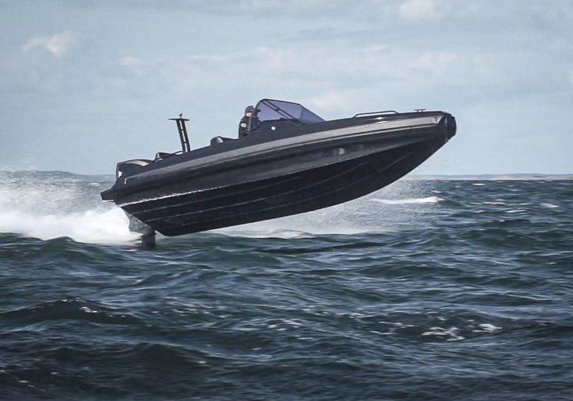 Hamnen testar Iron Boats 647