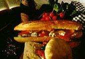Gott ombord: Mackor kan bli en hel måltid.