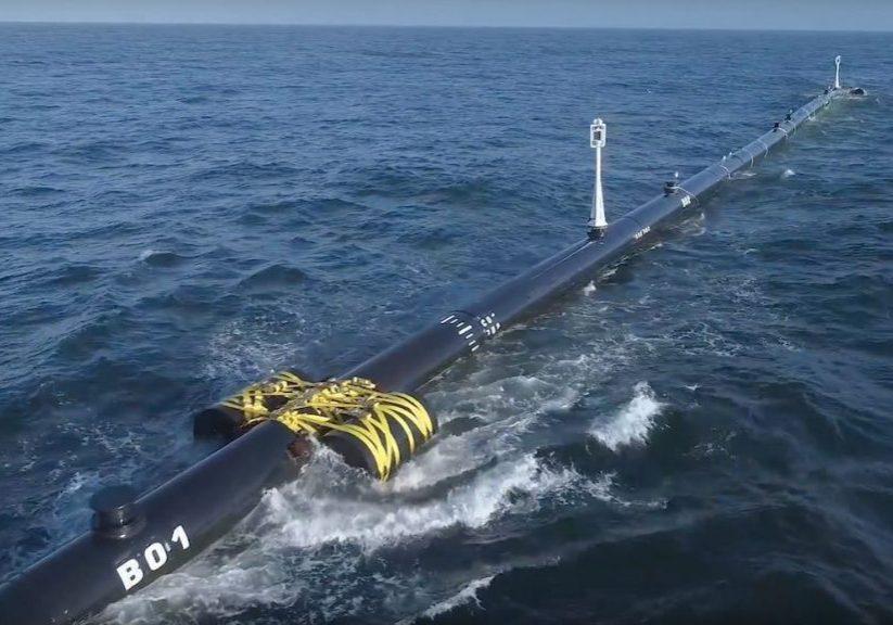Här sjösätts räddningen för världshaven!