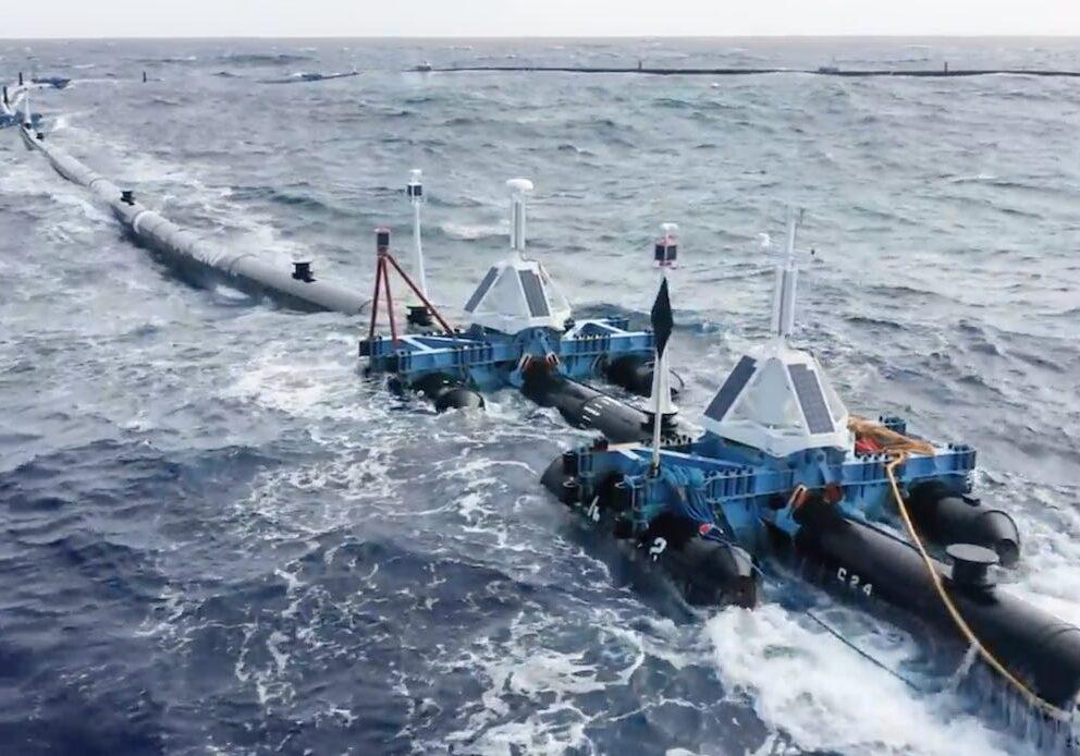 Miljo_2019_Oceancleanup_Ocean_Cleanup