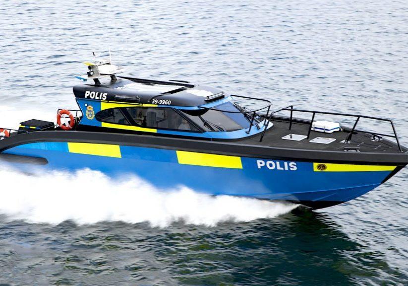 Polis Marell M15 small