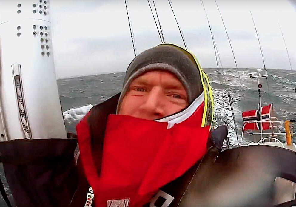 Äventyr på Nordsjön.