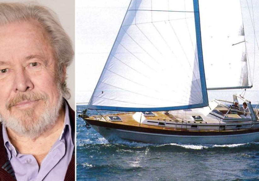 Sven Wollter båt Malö 38