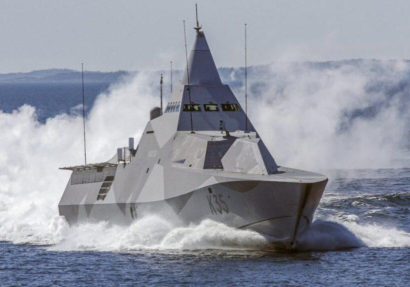 Visby stridsfartyg