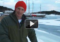 hamnen-tv gör reportage om Björn Hansen Team