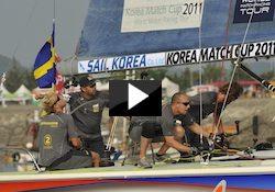 Hansen vinner världscuptävling i Korea