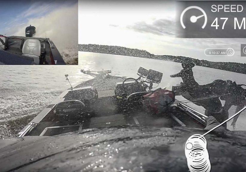 kunskap_sjomanskap_2019_Man_over_board_bassboat_Man_over_board