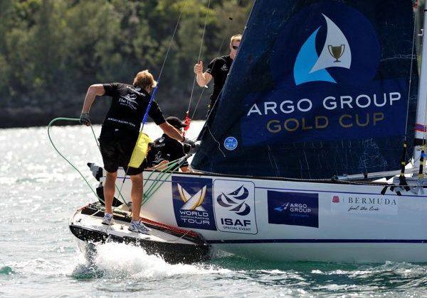 Torvar Mirsky vann dramatisk seger på Bermuda