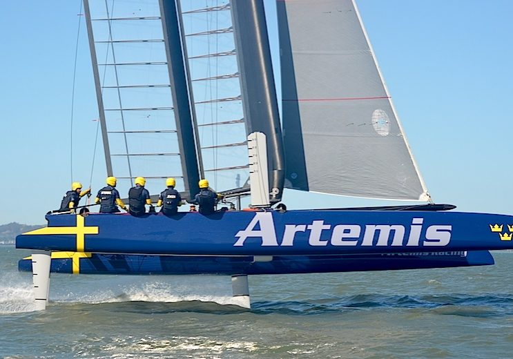 racing_bankappsegling_2014_Americas_Cup_2014_Americas_till_Gotet_Artemis_Gothenburg
