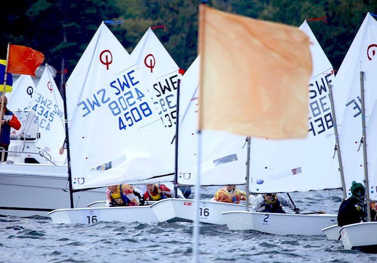 racing_bankappsegling_2014_Optimister_Baggen