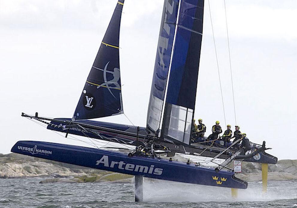 racing_bankappsegling_2016_AmericasCupBygge_Ingang_Artemis_puff