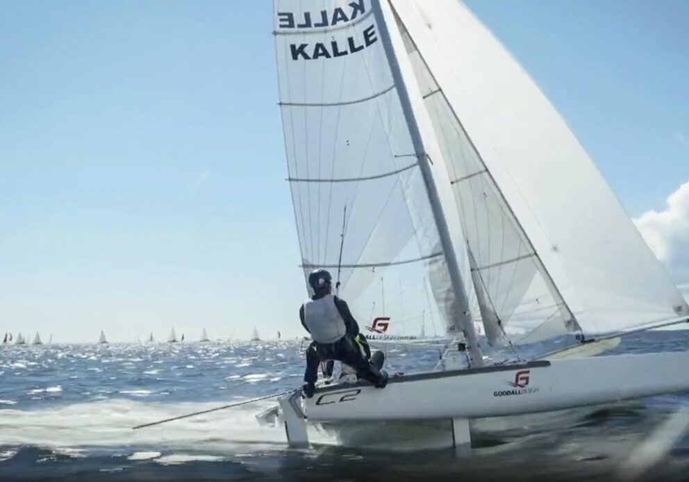racing_bankappsegling_2016_Kalle_SVT_seglar_F18_Kalle_seglar_F18