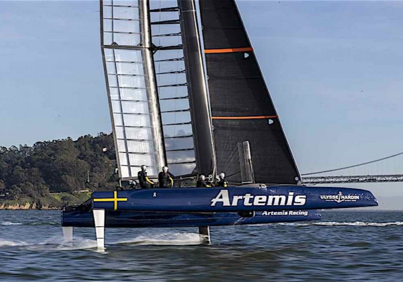 racing_bankappsegling_2016_SeglingShow_Ingang_ArtemisFixIngang