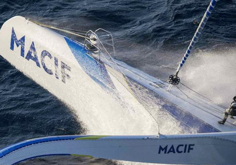 racing_havskappsegling_2016_Macif_Ingang_MacifRekordIngang