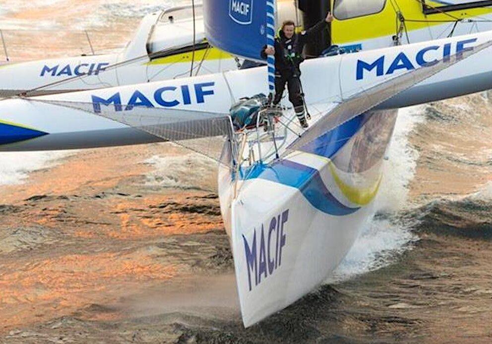 racing_havskappsegling_2017_Macif_rekord_Macif