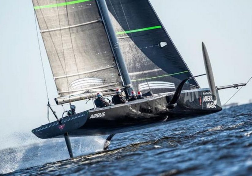 racing_havskappsegling_2018_World_Sailing_Show_Americas_Cup_The_Mule